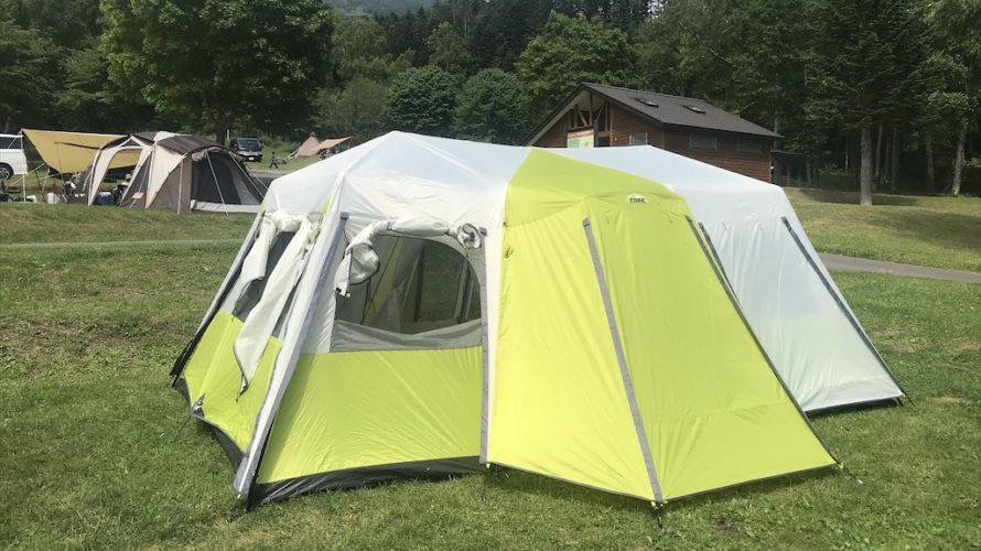 キャンプテント大