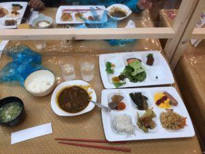 定山渓ホテル朝食のチョイス