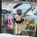 お正月休みに孫っち達と札幌市円山動物園へ