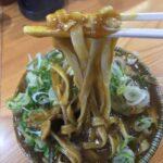 札幌B級グルメシリーズ;札幌市東区入福(いりふく)でカレーそばを食べる