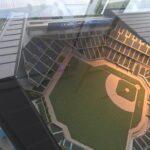 ファイターズ新球場2023年開業予定の北海道ボールパークの工事が北広島市で着々と進む
