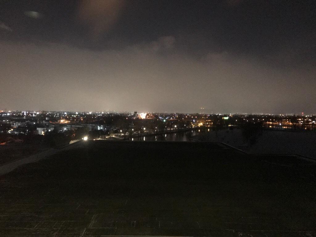 ガトーキングダム_夜景