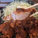 札幌B級グルメ;石狩「食事の店 いそしぎ」ザンギ定食が絶品だった!サラリーマンランチ、サラメシ