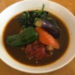 札幌B級グルメ;「スープカレー専門 木多郎」澄川本店で本日のサラリーマンランチ、サラメシ