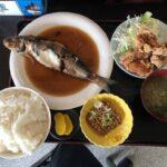 札幌B級グルメ、厚別「お食事処 宅味 (たくみ)」サラリーマンランチ、サラメシで札幌の東の横綱