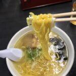 札幌ラーメン、札幌B級グルメ、月見軒 本店 (北33条)で塩ラーメンが絶品!!
