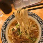 札幌ラーメン「斗香庵 Higashi」で「中華そば」をいただく札幌B級グルメ、札幌サラリーマンランチ、サラメシ