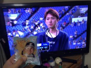 10月6日_京セラドーム大阪対オリックス_上沢
